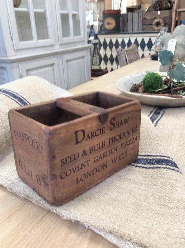 boxes crates trugs storage