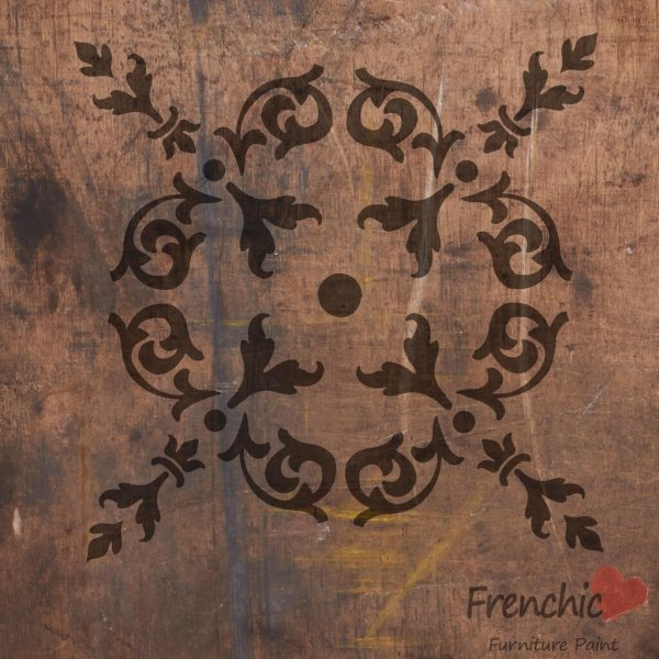 Frenchic Elegance stencil